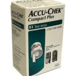 Accu-Chek Compact Plus 51 Count