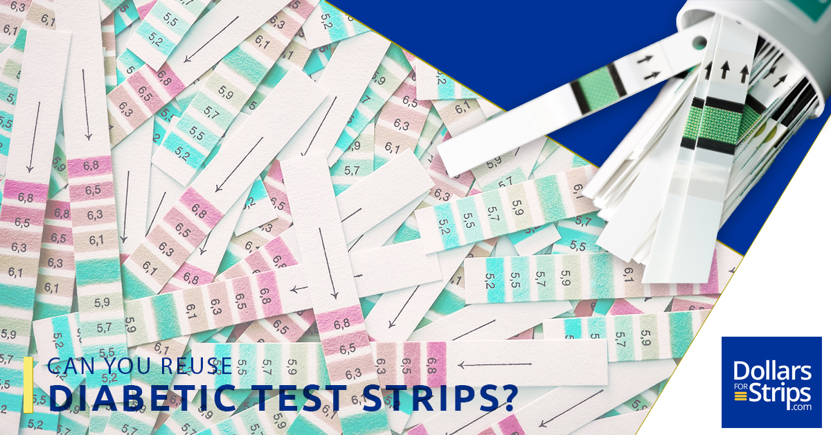 Sell Diabetic Test Strips Can You Reuse Diabetic Test Strips